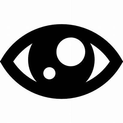 Vista Eye Olho Ojo Icono Icons Iconos