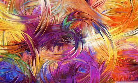 Finger Painting Art 4k Hd Desktop Wallpaper For 4k Ultra