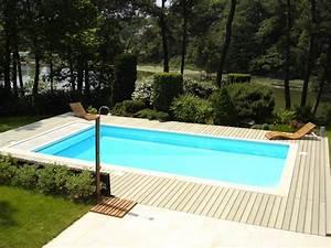 Pool Mit Holzterrasse : wpc holzterrassen poolumrandungen infos pers nliche beratung ~ Whattoseeinmadrid.com Haus und Dekorationen