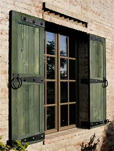 Colonial Houses Shutters – This For All