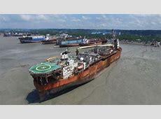 NGO Shipbreaking Platform Maersk Involved In Illegal