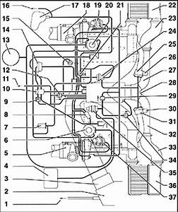 Engine Vacuum Diagrams