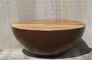 Beistelltisch Holz Rund : design couchtisch bowl small 70x70 cm beistelltisch sofatisch holz weiss rund ebay ~ Frokenaadalensverden.com Haus und Dekorationen