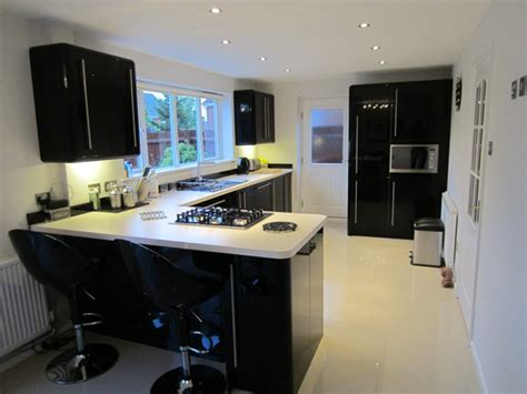 black gloss kitchen ideas black gloss kitchen worktops kitchen style