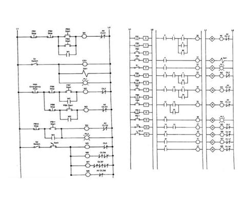 Motor Plc Ladder Diagram Impremedia