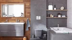 Beton Ciré Sol Salle De Bain : b ton cir salle de bains les 5 erreurs viter c t ~ Preciouscoupons.com Idées de Décoration