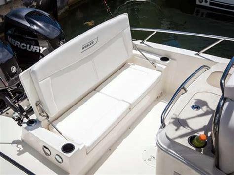 boston whaler  dauntless center console boat
