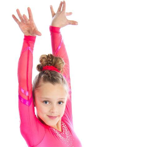 Gymnastics Hairstyles for Competition: Bun Edition ? Gym Gab