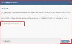 Prestashop Linnworks Integration App User Manual