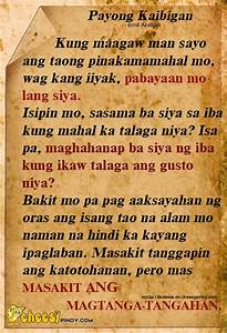 Cheesypinoy.com... Tagalog English Quotes