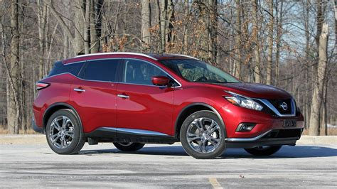 nissan murano review style  substance