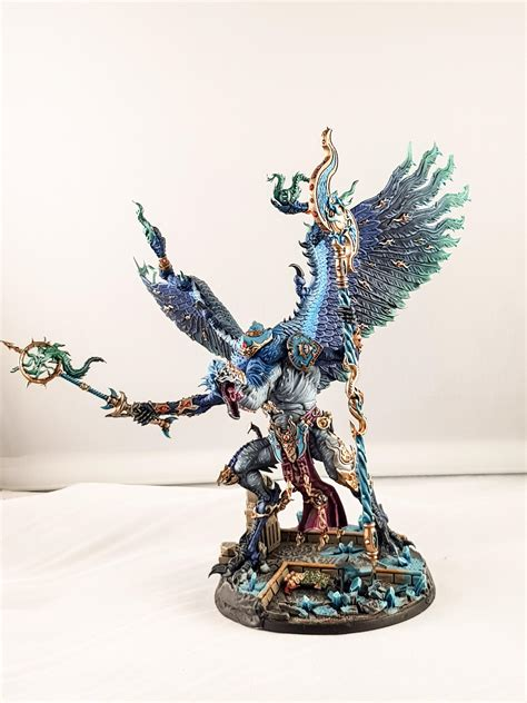 My Completed Lord Of Change Ageofsigmar