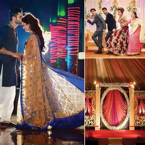 beautiful stage decor ideas for indian wedding slide 1