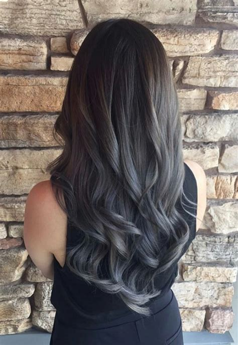Brownish Hair Colors by Grayish Brownish Rainbowhair Hair Hair Color