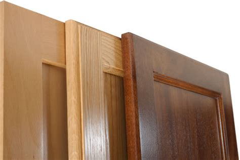 mdf versus wood cabinets mdf core flat panel cabinet doors vs solid wood panel