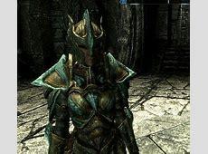 Glass Armor Skyrim Argonian