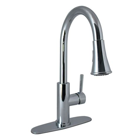 2 handle pull kitchen faucet tosca 2 handle wall mount pull sprayer kitchen faucet