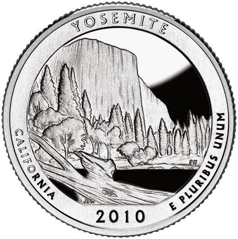Yosemite National Park Quarter Sell Silver Quarters