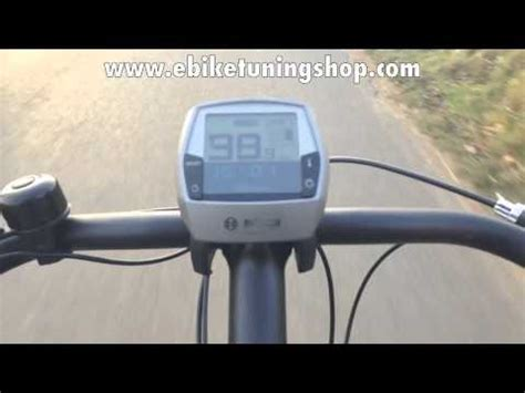 tuning e bike erstes e bike tuning einem bosch classic motor 252 ber