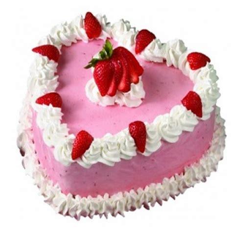 heart shape strawberry cake   delivery yummycake