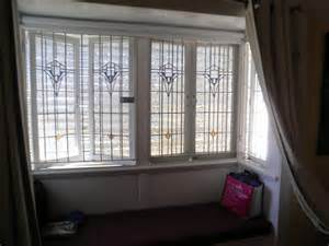 Casement Windows with Screens