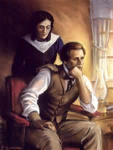 Joseph and Emma Smith