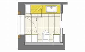 Gäste Wc Grundriss : g ste wc mit dachschr ge innenarchitekt in m nchen andreas ptatscheck ~ Orissabook.com Haus und Dekorationen