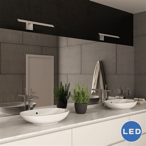 Bathroom Led Lights by Wezen Led Indirect Bathroom Lighting Fixture Wayfair