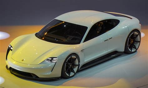 porsche electric mission e porsche unveils all electric concept in frankfurt autonxt