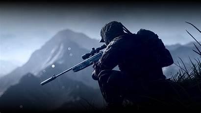 Sniper Battlefield Soldier 4k Uhd Wallpapers Snipers