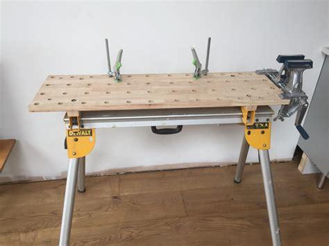 dewalt stand   walko topfestool clamps   zyliss