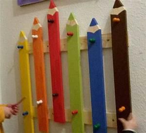 Garderobe Für Kinder : best 25 garderobe kinder ideas on pinterest garderobe f r kinder kindergarderobe and ~ Frokenaadalensverden.com Haus und Dekorationen