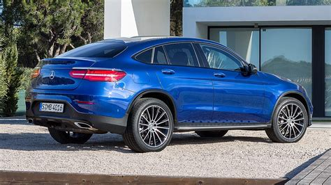 Mercedes Glc Coupe by 2016 Mercedes Glc Coupe Revealed In New York