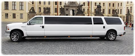 Excursion Limo by Ford Excursion Limo Prague Airport Transfer 1hr Rental