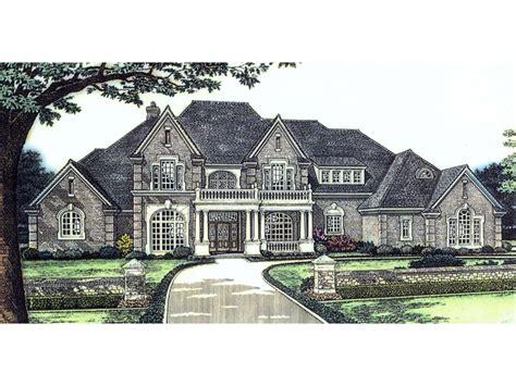 Marston Manor Luxury Home Plan 036d-0090