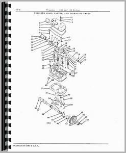 John Deere 430 Tractor Parts Manual