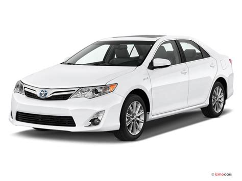2014 Toyota Camry Hybrid Prices, Reviews And Pictures