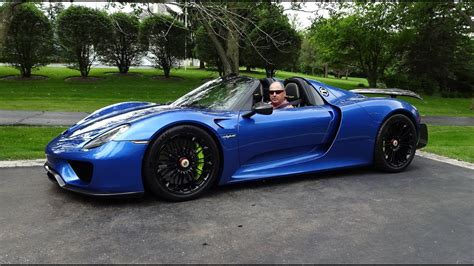 Porche Supercar by Ride In A Porsche 918 Spyder Supercar Why Not On My Car
