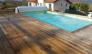 plage bois piscine hors sol terrasse en bois pour piscine With carrelage plage piscine gris 11 terrasse bois entourage piscine nos conseils