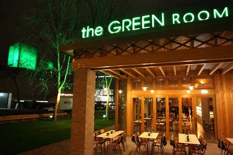 The Green Room  Just Opened London