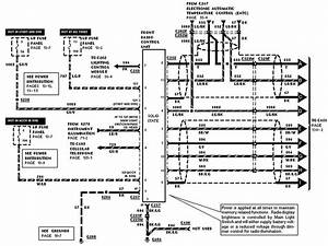 1976 Lincoln Ignition Switch Diagram
