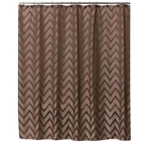miller home chevron curtains chevron fabric shower curtain curtain menzilperde net