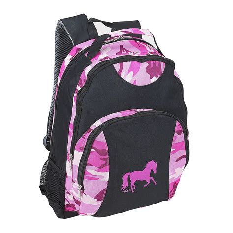 gg909 lial pink horse backpack 2 filly and co horse gifts