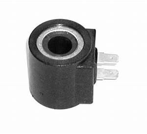 Coil With Spade Terminals Western 49230  Fisher 7639  Boss