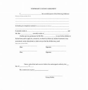shared parenting plan template - custody agreement template free templates resume