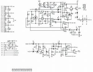 Schematic Diagrams  Behringer Epx 3000