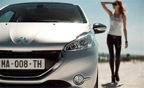 New Peugeot 208 Gti 30th Anniversary Edition