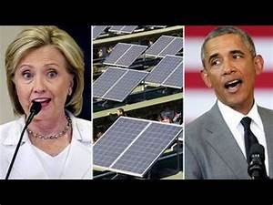 Hillary Clinton doubles down on Obama's green energy ...