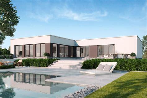 Moderne Häuser Ebenerdig by Gussek Haus Bungalows Moderne Und Funktionale