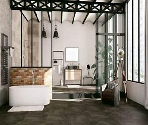 Salle De Bain Style Industriel : styles produits et solutions d 39 am nagement pour vos ~ Dailycaller-alerts.com Idées de Décoration